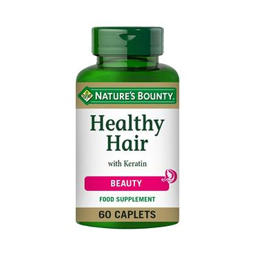 NATURES BOUNTY HEALTHY HAIR 60S