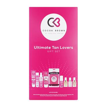 COCOA BROWN ULTIMATE TAN LOVER GIFTBOX