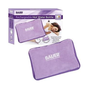 BAUER ELECTRIC HOT WATER BOTTLE