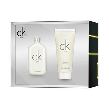 CALVIN KLEIN ONE EDT 50ML PLUS SHOWER GEL