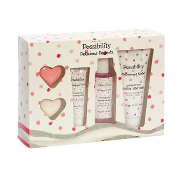 POSSIBILITY DELICIOUS DESSERTS GIFTSET