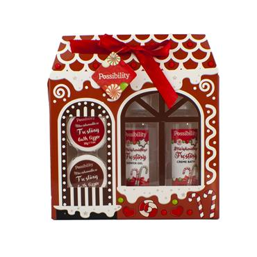 POSSIBILITY CHRISTMAS HOUSE GIFTSET