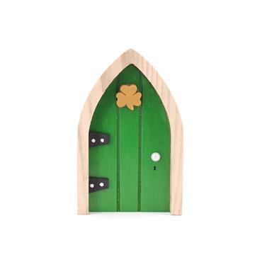 THE IRISH FAIRY DOOR COMPANY GREEN DOOR MAGNET