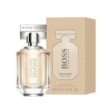 BOSS THE SCENT PURE ACCORD FOR HER EDT 50ML