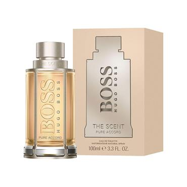 BOSS THE SCENT PURE ACCORD FOR HIM EDT 100ML