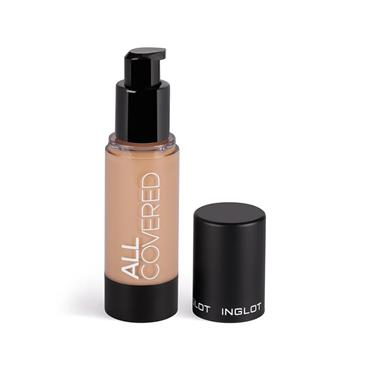 INGLOT ALL COVERED FACE FOUNDATION NO MW005