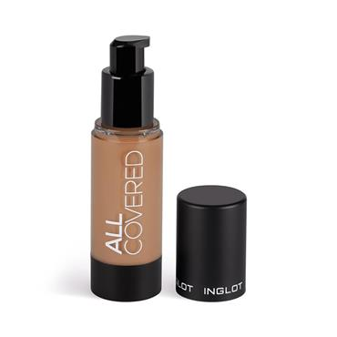 INGLOT ALL COVERED FACE FOUNDATION NO MW008