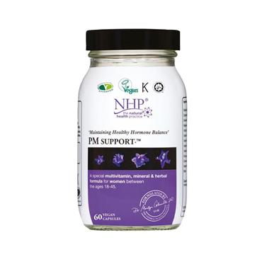 NHP PM SUPPORT 60 CAPSULES