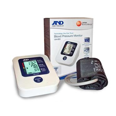 MEDISANA UA - 651 UPPER ARM BLOOD PRESSURE MONITOR