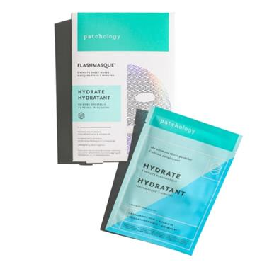 PATCHOLOGY FLASHMASQUE HYDRATE 4 PACK