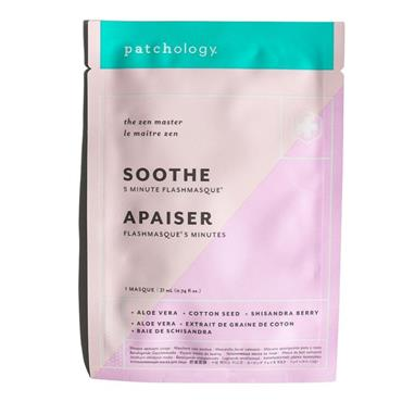 PATCHOLOGY 5 MINUTE FLASHMASQUE SOOTHE SINGLE