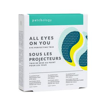 PATCHOLOGY ALL EYES ON YOU
