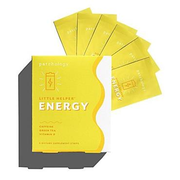 PATCHOLOGY LITTLE HELPER ENERGY STRIPS 6 PACK
