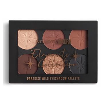 INGLOT PARADISE WILD PALETTE CHOCOLATE COSMOS