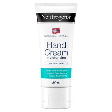 NEUTROGENA ANTI-BACTERIAL HAND CREAM 50ML