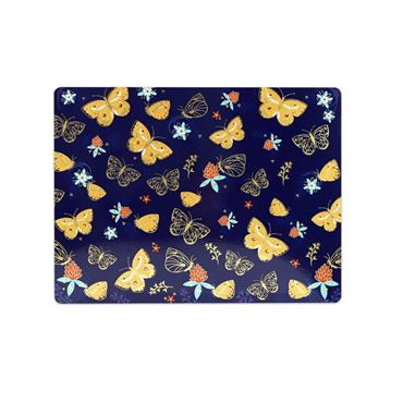 TIPPERARY CRYSTAL BUTTERFLY PLACEMATS SET OF 6