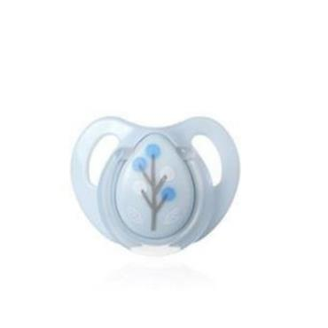 TOMMEE TIPPEE BOYS SOOTHER LATEX SINGLE 0-6 MONTHS