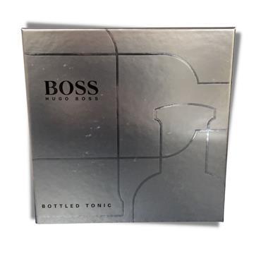 BOSS BOTTLED TONIC 100ML 2 PIECE GIFTSET