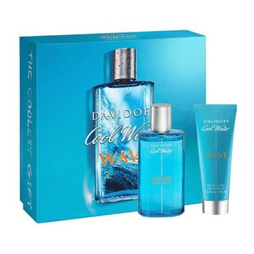 COOL WATER WAVE MENS 75ML 2 PIECE GIFTSET