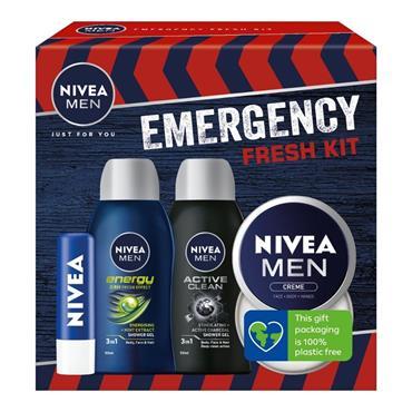 Nivea Men Emergency Fresh Kit