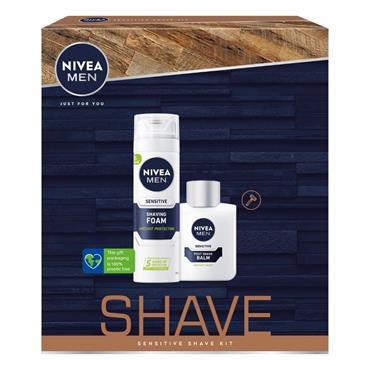 Nivea Men Sensitive Shave Kit