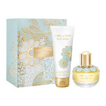 ELIE SAAB GIRL OF NOW 30ML 2 PIECE GIFTSET