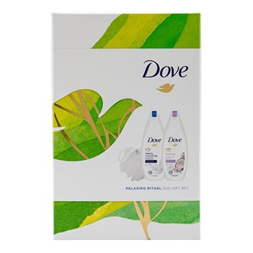 DOVE BLISSFULLY RELAXING BODYWASH COLLECTION