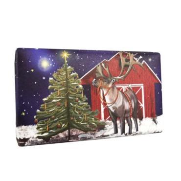 CHRISTMAS REINDEER (FIR TREE) 190G SOAP
