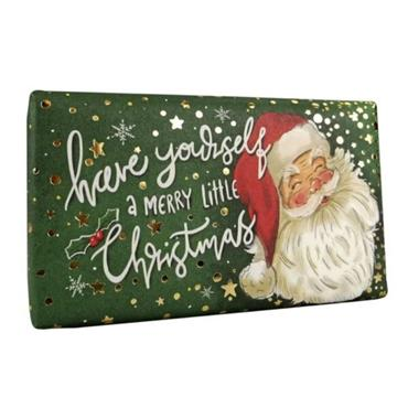 HAVE YOURSELF A MERRY LITTLE CHRISTMAS (CINNAMON & ORANGE) 190G SOAP BAR