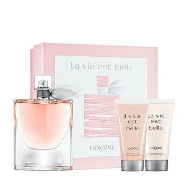 Lancome La Vie Est Belle 50ml 3 PIECE GIFTSET
