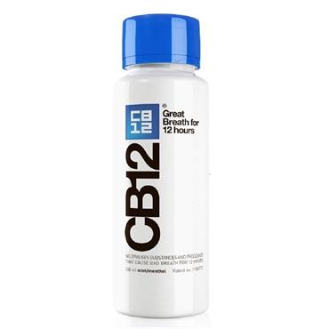 CB12 ORAL MOUTH WASH NEUTRALISES BAD BREATH MINT 250Ml