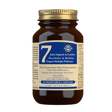 SOLGAR 7 JOINT SUPPORT 30 CAPSULES