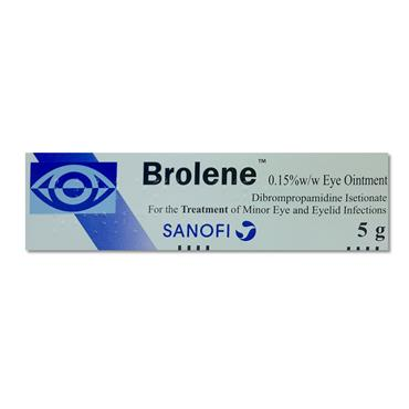 BROLENE EYE OINTMENT 5ML