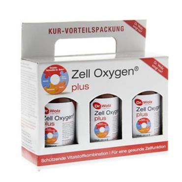 ZELL OXYGEN PLUS 3 PACK
