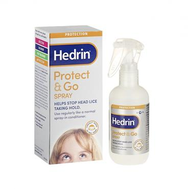 HEDRIN PROTECT & GO SPRAY-IN CONDITIONER 200ML