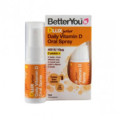 BETTER YOU DLUX JUNIOR ORAL VITAMIN D SPRAY