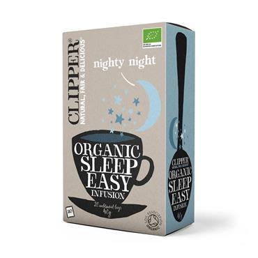 CLIPPER SLEEP EASY TEA 20S