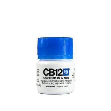 CB12 ORAL MOUTH WASH NEUTRALISES BAD BREATH MINT 50ML
