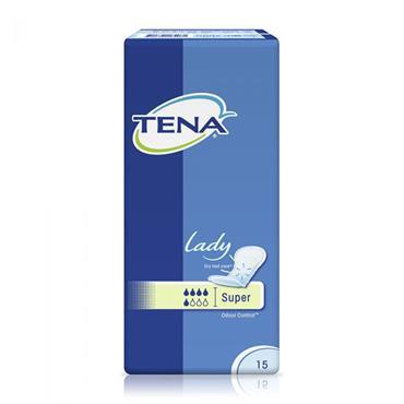 TENA LADY SUPER 15'S