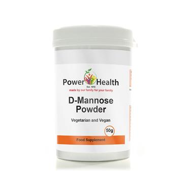 POWER HEALTH D-MANNOSE 50G