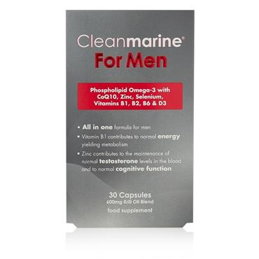 CLEANMARINE FOR MEN 60 CAPSULES