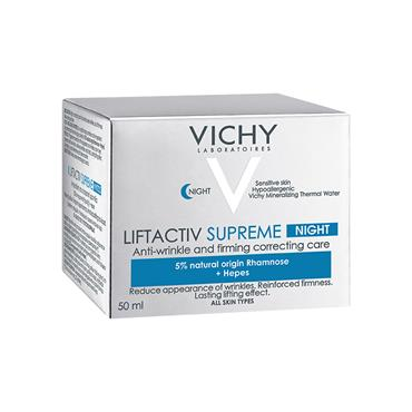VICHY LIFTACTIV SUPREME NIGHT CREAM 50ML