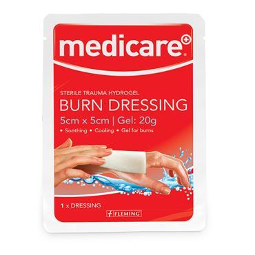 MEDICARE BURN DRESSING 5CMX5CM