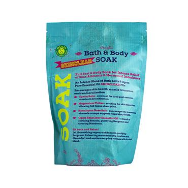 OGAM BATH & BODY SKINCLEAR SOAK 500G