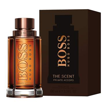 BOSS SCENT M PRIV ACCORD 100ML