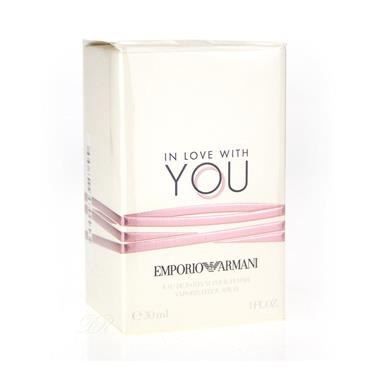 EMPORIO ARMANI IN LOVE WITH YOU EDP POUR FEMME 30ML