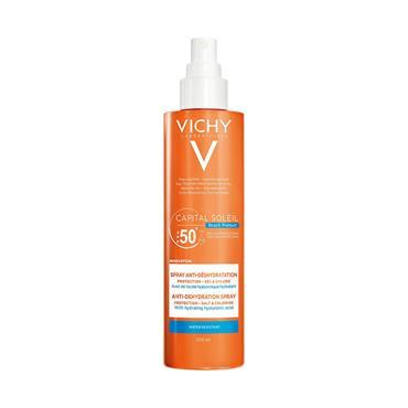VICHY CAPITAL SOLEIL BEACH PROTECT ANTI DEHYDRATION SPRAY SPF50 200ML