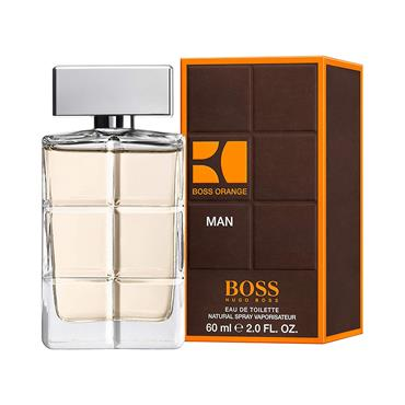 BOSS MAN ORANGE FEEL GOOD 60ML