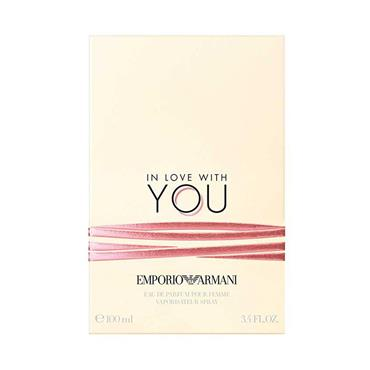 EMPORIO ARMANI IN LOVE WITH YOU EDP POUR FEMME 100ML