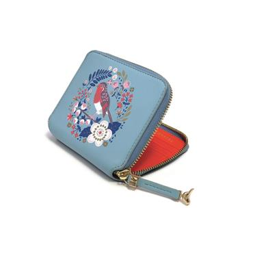 TIPPERARY CRYSTAL BIRDY WALLET ROBIN